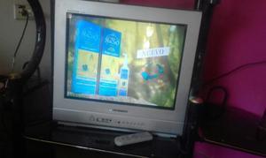 Televisor Daewoo de 21 Pulgadas