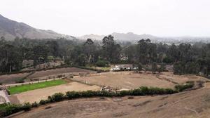 Terreno en venta en Pachacamac