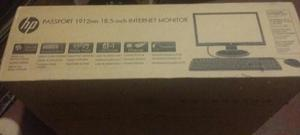 Monitor Con Acceso A Internet 18,5 Hp Passport nm