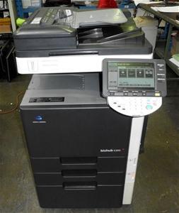 vendo fotocopiadora konica minolta bizhub c 452