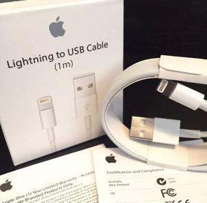 Cable Usb Lightning Original Apple Iphone 5s 6 6s 7 Plus