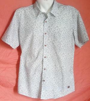 Camisa Denimlab talla L nueva original para caballero