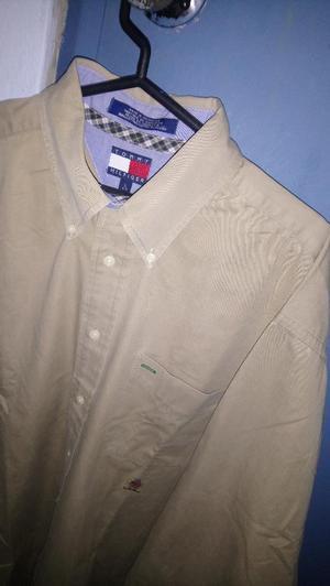 Camisa Tommy Hilfiger Nuevo