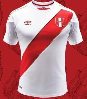Camiseta Selección Peru Umbro Original  Envios