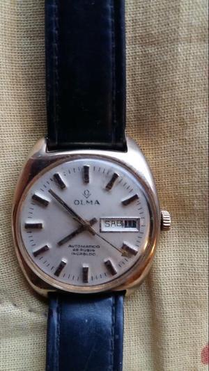 Reloj Olma de Coleccion