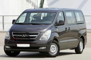 Servicio de Tours con Minivan H