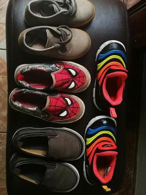 Vendo Zapatos de Niño