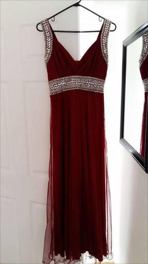 Vendo vestido de noche un solo uso!!