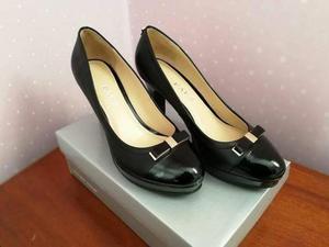 Zapatos Paez Talla 38 Nuevos de Cuero