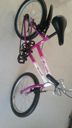 Bicicleta Aro 20 para Niña