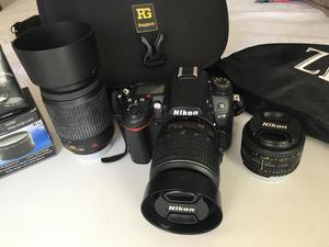 Cámara Reflex Nikon D