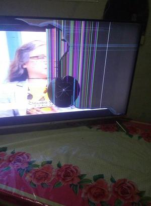 vendo pantalla lg smart tv 42 pulgadas moderno