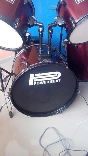 Bateria Acustica Power Beat