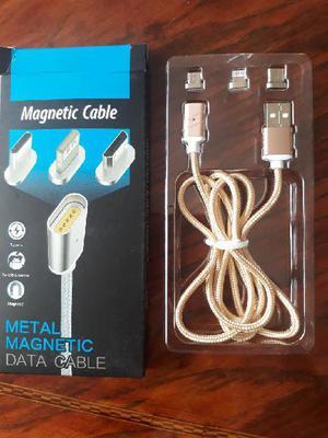 Cargador Magnetico para Celulares