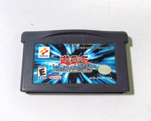 Cassette Game Boy Advance Yu Gi Oh World Wide Edition