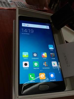 Remató Xiaomi Mi Note 2 en Caja
