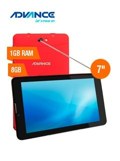 Tablet Advance Prime Prx600, Android 4.4, 3g, D