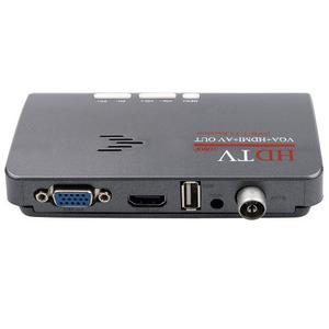 Adaptador De Video Multimedia Usb Dvb-t2 Para Monitores