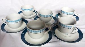 Juego de té Para 6 personas Nuevo