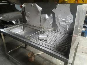 Lavadero de acero inoxidable posot class for Lavadero acero inox
