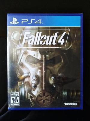 Fallout 4 Ps4 Nuevo Y Sellado Original