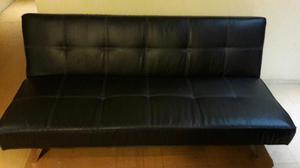 Sofa Cama Color Negro
