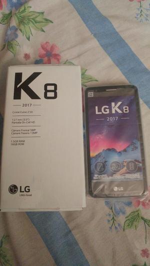 Vendo Lg K Libre en Caja Completo