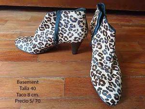 Zapatos Variados Para Mujer Talla 39 Y 40