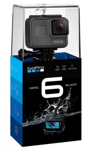 Gopro Hero 6 Black 4K Acuática