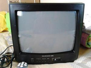 VENDO TELEVISOR A COLOR 14 PULGADAS DAEWOO: S/. 100 [TF.