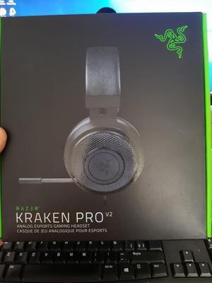 Audifonos Gamer Razer Kraken Pro V2