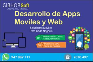 Desarrollo de Sistemas de Ventas Web Y Móviles A Medida