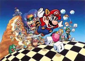 Las Aventuras De Super Mario Bross 3 - Serie De Tv Completa