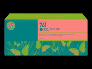 Tinta HP 761 colo negro 775 ml