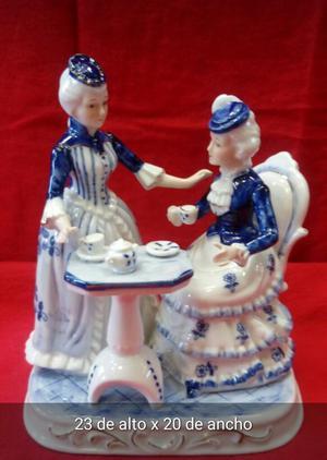 Adorno de Porcelana Japonesa