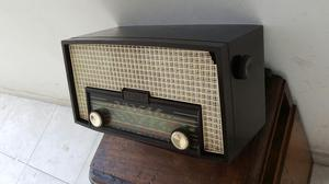 Antigua Radio Philco Tropic de Valvulas Baquelita