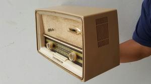 Antigua Radio Telefunken Atlantic Made In Germany