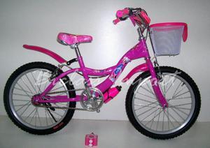 Bicicleta de Niña Marca Monark Nueva