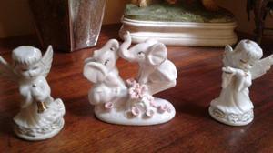 Adornos de porcelana