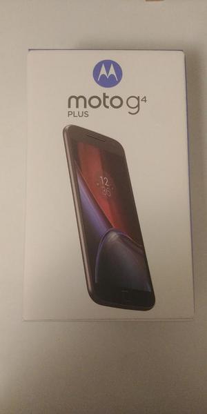 Motorola Moto G4 Plus 32gb 100 Nuevo