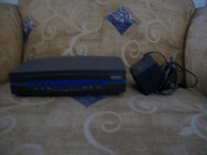 Router Zyxel modelo 650Hw 31, el mas seguro y confiable