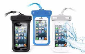 funda acuatica para celular