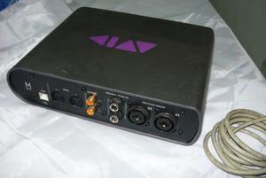 Avid Mbox3 4x4 Profesional IDEAL PARA INICIAR TU ESTUDIO DE