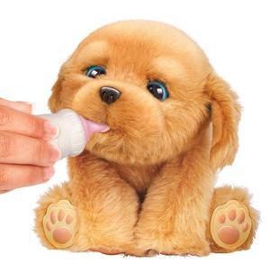 PERRO DORMILON INTERACTIVO LITTLE LIVE SNUGGLES Cachorro de