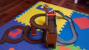 Tren Thomas La Isla Misteriosa