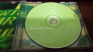 CD DISCO MUSICA ELECTRONICA DELAHOUSE EN BUEN ESTADO