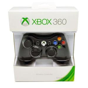 Gamepad Microsoft Xbox 360 Wireless (sin Receptor)