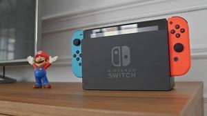 Nintendo Switch + 3 Juegos Garantía Oferta