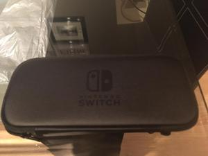 Nintendo Switch Case By Nintendo + Mica De Vidrio