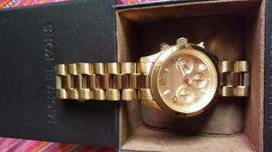 Reloj Michael Kors Mk Rose Gold Oro Rosa Mk